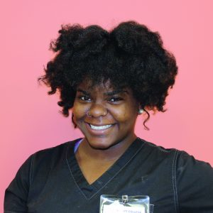 Alexis, Cosmetology Student