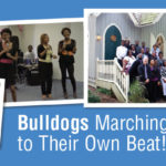 Bulldogs Marching to Their Own Beat!