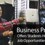 Business Program Offers Students Health Care Job Opportunities